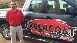 Fresh Coat Lawrenceville GA Owner Ted Pearse